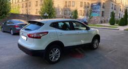 Nissan Qashqai 2014 года за 6 800 000 тг. в Алматы – фото 5
