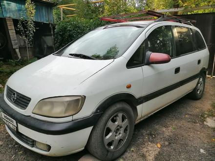 Opel Zafira 1999 года за 1 500 000 тг. в Шымкент – фото 6