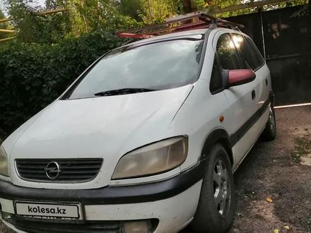 Opel Zafira 1999 года за 1 500 000 тг. в Шымкент – фото 7