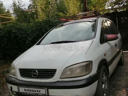 Opel Zafira 1999 года за 1 500 000 тг. в Шымкент – фото 8
