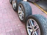 Шины с дисками оригинал Mersedes AMG за 330 000 тг. в Нур-Султан (Астана) – фото 2
