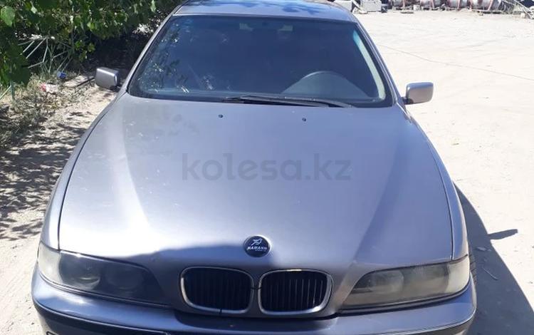 BMW 520 1997 года за 1 850 000 тг. в Кызылорда