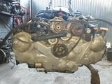 Двигатель на Субару Трибека EZ 30 объём 3.0 без навесного за 370 003 тг. в Алматы – фото 2