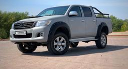 Toyota Hilux 2013 года за 8 200 000 тг. в Уральск – фото 3