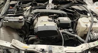 Двигатель 111 Mercedes-benz привозной с японии за 250 000 тг. в Алматы