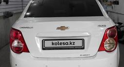 Chevrolet Aveo 2014 года за 3 600 000 тг. в Алматы – фото 2