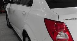 Chevrolet Aveo 2014 года за 3 600 000 тг. в Алматы – фото 4