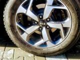 Зимние шипованные шины Tigar SUV Ice 225/60 R17 103T за 98 000 тг. в Атырау