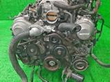 Двигатель TOYOTA CROWN MAJESTA UZS186 3UZ-FE 2006 за 1 132 000 тг. в Караганда – фото 2