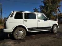 ВАЗ (Lada) 2121 Нива 2018 года за 4 625 000 тг. в Караганда