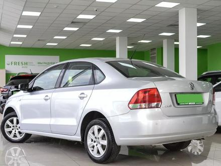 Volkswagen Polo 2013 года за 4 350 000 тг. в Семей – фото 3