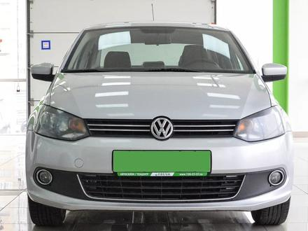 Volkswagen Polo 2013 года за 4 350 000 тг. в Семей – фото 2