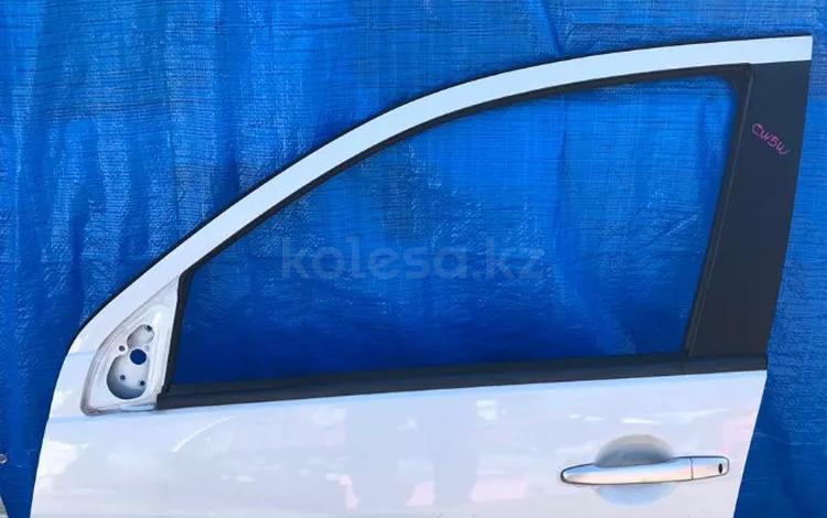 Дверь передняя на Митсубиси Аутлендер cw5w (Outlander XL) за 55 000 тг. в Алматы