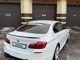 BMW 520 2014 года за 11 800 000 тг. в Нур-Султан (Астана) – фото 4