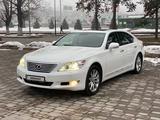 Lexus LS 460 2011 года за 9 000 000 тг. в Алматы