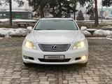 Lexus LS 460 2011 года за 9 000 000 тг. в Алматы – фото 2