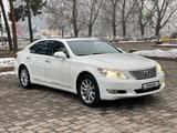 Lexus LS 460 2011 года за 9 000 000 тг. в Алматы – фото 3