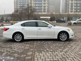 Lexus LS 460 2011 года за 9 000 000 тг. в Алматы – фото 4