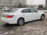 Lexus LS 460 2011 года за 9 000 000 тг. в Алматы – фото 5
