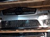Бампер w204 AMG за 150 000 тг. в Алматы – фото 2