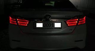 Задние фонари светодиодные BMW Style за 55 000 тг. в Алматы