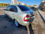 ВАЗ (Lada) Kalina 1118 (седан) 2009 года за 980 000 тг. в Уральск – фото 5
