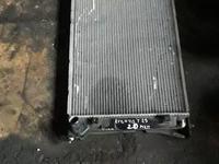 Радиатор основной на тайота Avensis t25 за 568 тг. в Караганда