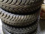 Зимняя резина шипованная за 55 000 тг. в Экибастуз