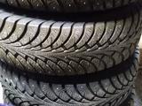 Зимняя резина шипованная за 55 000 тг. в Экибастуз – фото 2