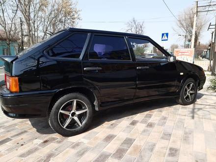 ВАЗ (Lada) 2114 (хэтчбек) 2012 года за 1 300 000 тг. в Шымкент – фото 4
