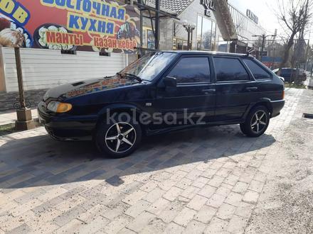ВАЗ (Lada) 2114 (хэтчбек) 2012 года за 1 300 000 тг. в Шымкент – фото 10