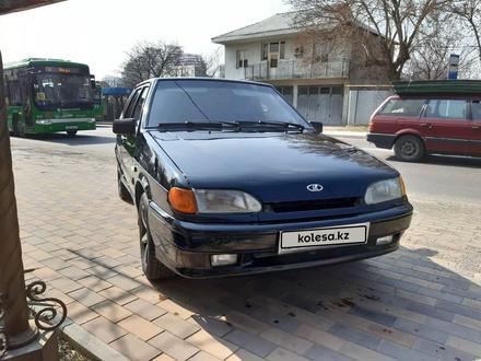 ВАЗ (Lada) 2114 (хэтчбек) 2012 года за 1 300 000 тг. в Шымкент