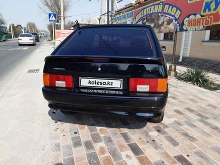ВАЗ (Lada) 2114 (хэтчбек) 2012 года за 1 300 000 тг. в Шымкент – фото 3