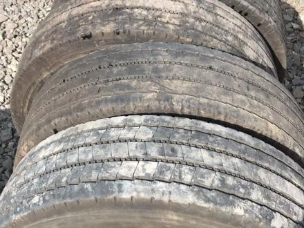 Мерседес 709 809 Vario шины 205/75/r17.5 мишлен передковая в Караганда – фото 2
