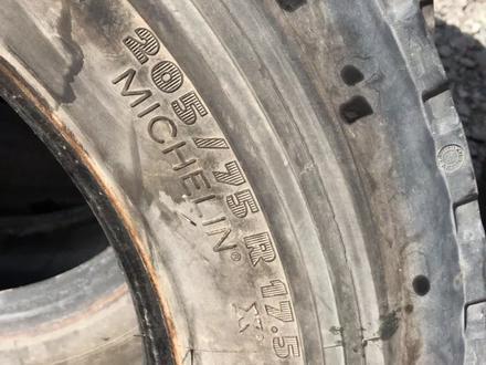 Мерседес 709 809 Vario шины 205/75/r17.5 мишлен передковая в Караганда – фото 6