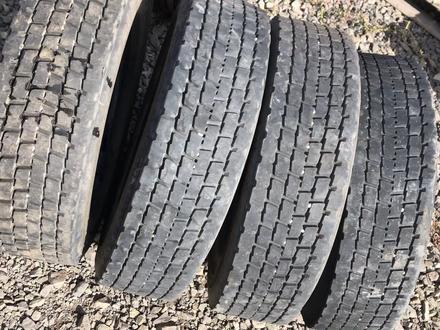 Мерседес 709 809 Vario шины 205/75/r17.5 мишлен передковая в Караганда – фото 7