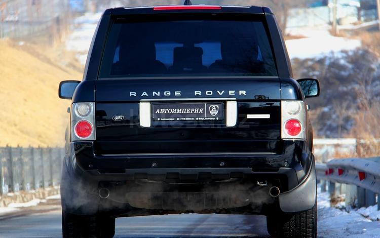 Land Rover Range Rover 2006 года за 5 800 000 тг. в Алматы