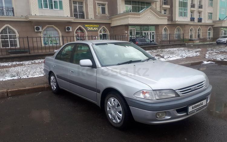 Toyota Carina 1996 года за 1 870 000 тг. в Нур-Султан (Астана)