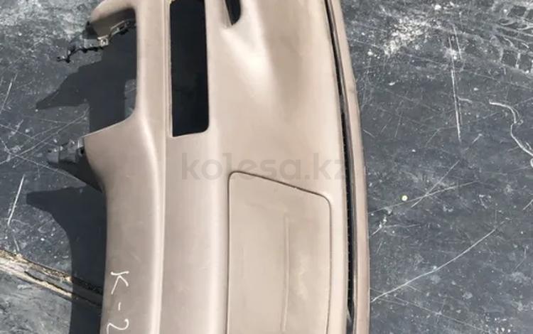 Торпеда панель с подушкой безопасности на Тойота Камри 1997-2001 год за 40 000 тг. в Караганда