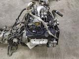 Двигатель 6g72 на мицубиси паджеро4, Mitsubishi pajero4 за 1 100 000 тг. в Алматы – фото 2