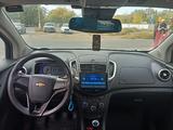 Chevrolet Tracker 2014 года за 5 000 000 тг. в Рудный – фото 2