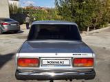 ВАЗ (Lada) 2107 2011 года за 1 150 000 тг. в Туркестан – фото 4