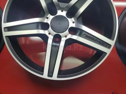 Комплект новых дисков r16 5*112 Mercedes за 110 000 тг. в Павлодар
