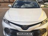 Toyota Camry 2018 года за 15 000 000 тг. в Караганда