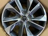 Новые диски оригинальные R20 Executive Lounge Excalibur Black за 770 000 тг. в Нур-Султан (Астана) – фото 2