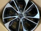 Новые диски оригинальные R20 Executive Lounge Excalibur Black за 770 000 тг. в Нур-Султан (Астана) – фото 3