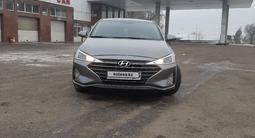 Hyundai Elantra 2019 года за 7 400 000 тг. в Алматы – фото 4