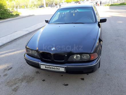 BMW 528 1996 года за 1 650 000 тг. в Караганда – фото 6