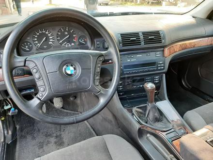 BMW 528 1996 года за 1 650 000 тг. в Караганда – фото 10