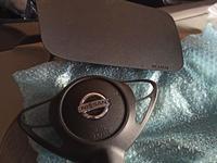 Airbag srs крышка руля панель муляж nissan Juke за 15 000 тг. в Алматы